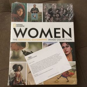 National Geographic Women Image Collection Book